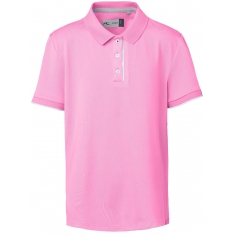 Kjus Girls Polo - pink divine - 2020