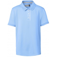 Kjus Girls Polo - vista blue - 2020