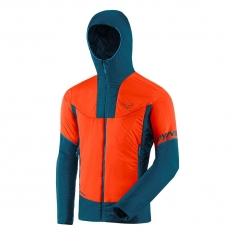 Dynafit Speed insulation M hooded jkt - oranžová 71242-4491