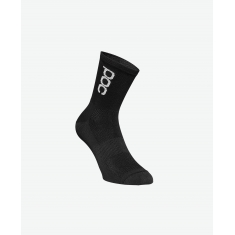 POC Essential Road Lt Sock - Uranium Black - 2020