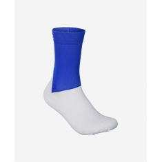 POC Essential Road Sock - Light Azurite Blue/Hydrogen White - 2020