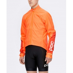 POC AVIP Rain Jacket - Zink Orange - 2020