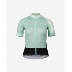 POC Essential Road W's Jersey - Apophyllite Multi Green - 2020