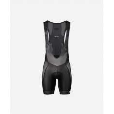 POC MTB Air Layer Bib Shorts - Uranium Black - 2020