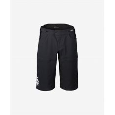 POC Essential DH Shorts - Uranium Black - 2020