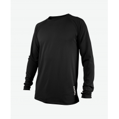 POC Essential DH LS Jersey - Carbon Black - 2020