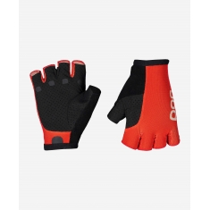 POC Essential Road Mesh Short glove - Prismane Red/Prismane Red - 2020