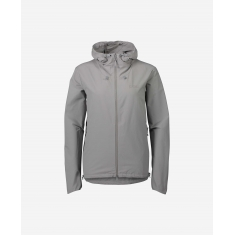 POC W's Transcend Jacket - Alloy Grey - 2020
