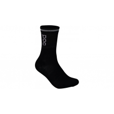 POC Thermal Sock - Sylvanite Grey/Uranium Black - 2020
