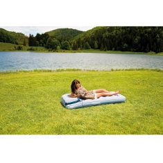 smart quickbed airbed single