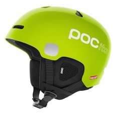 POC helma 10498 POCito Auric Cut SPIN fluorescent lime green