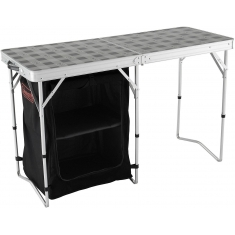 Camp Table and Storage