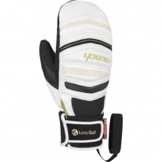 Reusch Lara Gut - white/gold