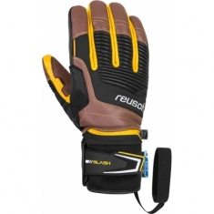 Reusch Slash R-TEX XT - dark brown/black
