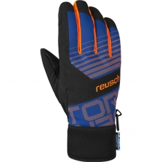 Reusch Torbenius R-TEX XT - dazzling blue/orange pops
