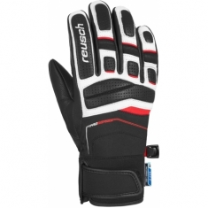 Reusch Profi SL Junior XT Junior - white/fire red