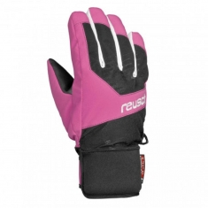 Reusch Torbenius R-TEX XT Junior - black/knockout pink