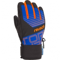 Reusch Torbenius R-TEX XT Junior - dazzling blue/orange popsicle