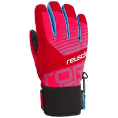 Reusch Torbenius R-TEX XT Junior - tango red/pink glo