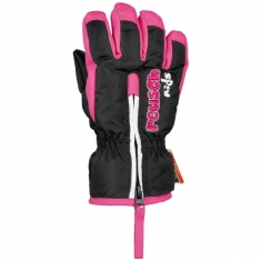 Reusch Ben  - black/knockout pink