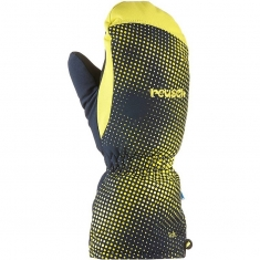 Reusch Maxi R-TEX XT Mitten - dress blue/lime