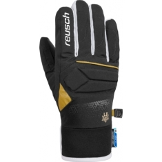 Lindsey Vonn Junior R-TEX XT - black/gold