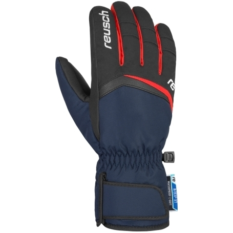Reusch Balin R-TEX XT - dress blue/fire red