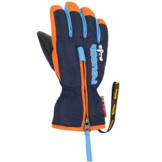 Reusch Ben  - dress blue/orange popsicle