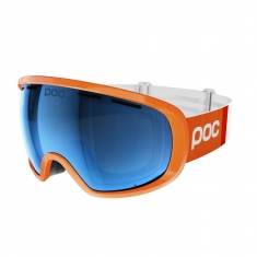 POC brýle sjezdové 40440 Fovea Clarity Comp zink orange/spektris blue