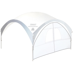 Sunwall with Door for FastPitch Shelter L