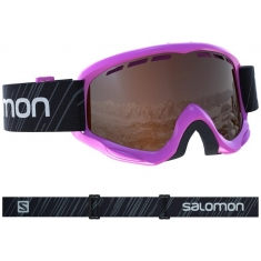 Salomon Brýle JUKE ACCESS Pink/Univ.T.Orange - 391375