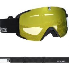 Salomon Brýle XVIEW ACCESS Blk/Low Light Yel - 408448 - 19/20