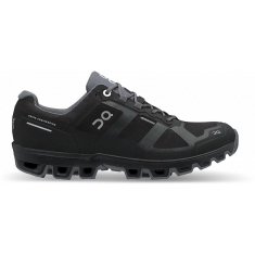 ON Running Cloudventure Waterproof Black/Graphit dámská - 22.99950