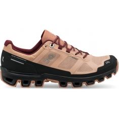 ON Running Cloudventure Waterproof Rosebrown Mulberry dámská - 22.99857