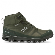 ON Running Cloudrock Waterproof Jungle/Fir pánské - 23.99615