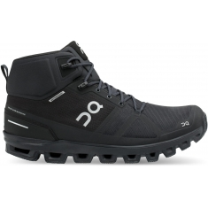 ON Running Cloudrock Waterproof All Black pánská - 23.99854