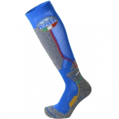 Mico ponožky M. WEIGHT KIDS OFFICIAL ITA SKI SOCKS - CA02613-004 - 2019
