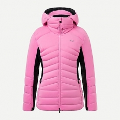 Kjus Women Duana Jacket - frozen pink-black - 2020