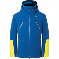 Kjus Men Formula DLX Jacket - south. bl-citric - 2020
