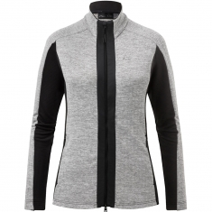 Kjus Women Radun Midlayer Jacket - white mel.-black - 2020