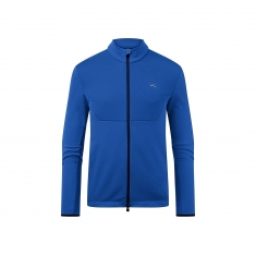Kjus Men 7SPHERE II Midlayer Jacket - southern blue - 2020