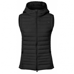 Kjus Women Macuna Hooded Ins. Vest - black - 2020
