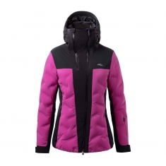 Kjus Women Ela Jacket - fruity pink-black - 2020