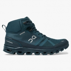ON Running Cloudrock Waterproof Navy Midnight pánská - 23.99754