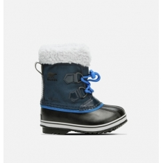 Boty SOREL CHILDRENS YOOT PAC NYLON - 1855212465 - 2020