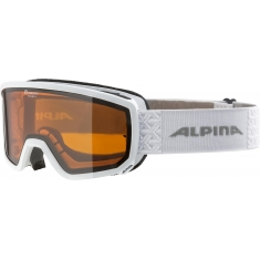 Brýle Alpina Scarabeo S DH white - A7262