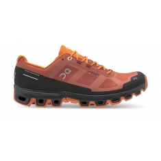 ON Running Cloudventure Waterproof Rust Orange pánská - 22.99759