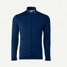 Kjus Men David Midlayer Jacket - atlanta blue - 2020