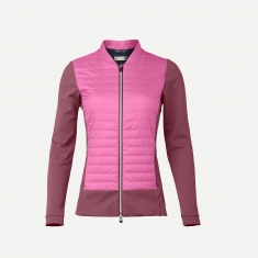 Kjus Women Retention Jacket - pik. div.ros.wine - 2020