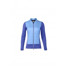 Kjus Women Retention Jacket - vis.blueblue iris - 2020